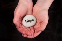 Speranza Immagini Stock Libere da Diritti