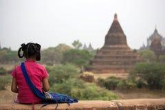 Speranza di Bagan immagini stock