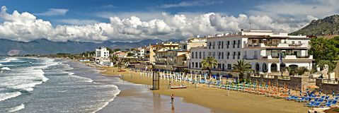 Sperlonga Royalty Free Stock Images