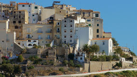 Sperlonga characteristic of the country 'southern Italy Royalty Free Stock Photography