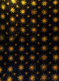 Starry sky mosaic Stock Photography
