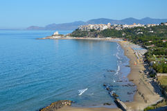 Sperlonga, Italy Royalty Free Stock Photo