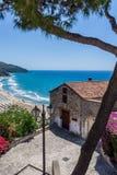 Sperlonga Lazio Italy Royalty Free Stock Image