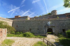 Sperone Castle. Genova Italy Royalty Free Stock Photo