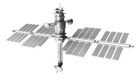 Sperren Sie Satelliten