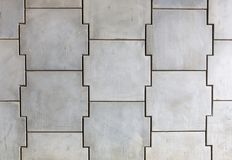 Sperrende Betonmauer Stockbilder
