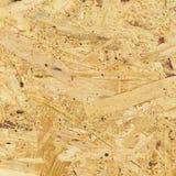 Sperrholzbeschaffenheit und Hintergrund, komprimierte hellbraune hölzerne Beschaffenheit Stockbilder
