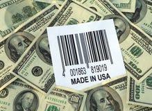 Spesa degli Stati Uniti Immagini Stock Libere da Diritti