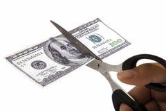 Spesa di taglio Immagine Stock Libera da Diritti