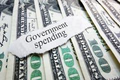 Spesa pubblica immagini stock libere da diritti