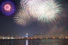 Spetacular Fireworks Stock Photos