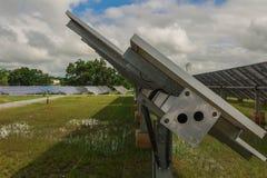 Spets av vridmomentröret, 4 5MM/6MM i sol- spårningsystem för växt Royaltyfri Foto
