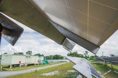 Spets av vridmomentröret, 4 5MM/6MM i sol- spårningsystem för växt Royaltyfri Fotografi