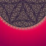 Spets- stil Royaltyfri Bild