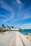 Spetses Greek Island Royalty Free Stock Images