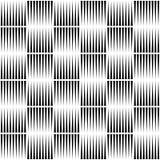 Spetsiga linjer repeatable modell royaltyfri illustrationer