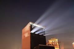 Spettacolo di luci Fotografia Stock Libera da Diritti