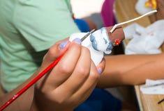 Spettacolo per i bambini Fotografia Stock Libera da Diritti