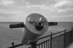 Spettatore binoculare a gettoni Immagini Stock