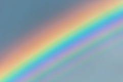 Spettro del cielo dell'arcobaleno Fotografia Stock Libera da Diritti