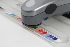 Spettrofotometro Immagine Stock