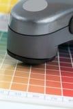 Spettrofotometro Immagini Stock