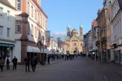 Speyer, Alemanha Foto de Stock Royalty Free