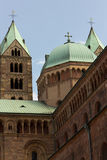 Speyer Cathedral Royalty Free Stock Images