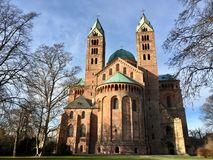 Free Speyer Cathedral, Germany Stock Photos - 106736023