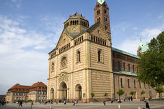 Speyer Cathedral, Germany Stock Photo