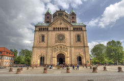 Speyer Cathedral, Germany Royalty Free Stock Photo