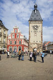 Speyer Clocktower, Germany Royalty Free Stock Images