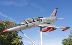 Speyer, Germany. The aircraft and space flight exhibition Royalty Free Stock Photo