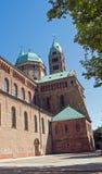 Speyer-Kathedrale Lizenzfreies Stockfoto