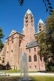 Speyer-Kathedrale Stockfoto