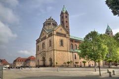 Speyer-Kathedrale, Deutschland Stockfotos