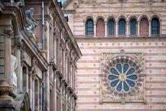 Speyer-Kathedrale, Deutschland Stockbild