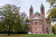 Speyer-Kathedrale, Deutschland Stockbilder