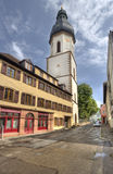 Speyer Tower, Germany Royalty Free Stock Photography