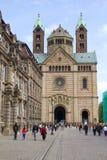 Speyerkathedraal, Duitsland Royalty-vrije Stock Fotografie