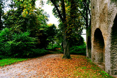 Speyerpark Stock Foto