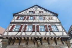 Speyrer Zehnthof Sektellerei, Esslingen am Neckar stock photography