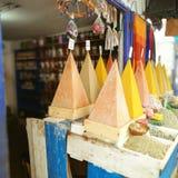 Spezia in bazar Immagine Stock