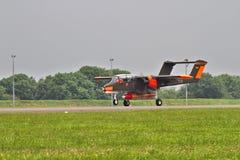 Spezialist Support Aircraft des wilden Pferds OV-10 Stockbild