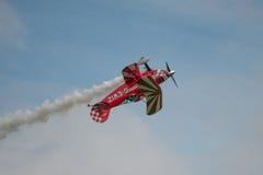 Spezielle aerobatic Flugzeuge Pitts Stockfotografie