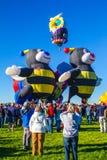 Spezielle Form-Ballone Lizenzfreie Stockbilder