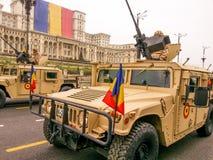Spezielle Maschine der Infanterie für Kampf Lizenzfreie Stockfotos