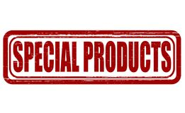 Spezielle Produkte vektor abbildung