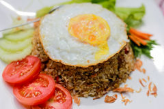 Spezieller gebratener Reis Stockfotos