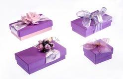 Spezieller Geschenkkasten Lizenzfreies Stockbild